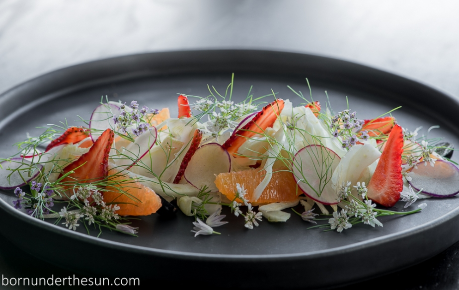 Tips on how to make a plate of salad lookstunning